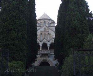 Армянская церковь святой Рипсиме в Ялте