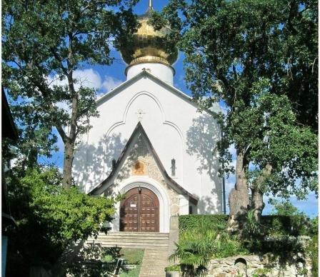 Храм Святого Николая Чудотворца и Великомученицы Александры